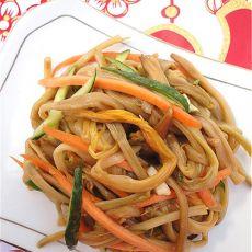凉拌黄花菜的做法步骤
